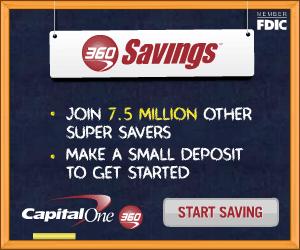 Capital One 360 Savings Review