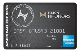 Comparison of Hilton HHonors Credit Cards