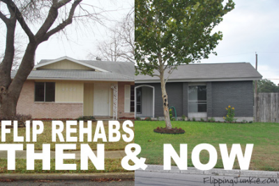 What were we thinking? Flip Rehabs Then and Now