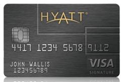 Chase Hyatt Visa vs. Starwood Preferred Guest Card from American Express