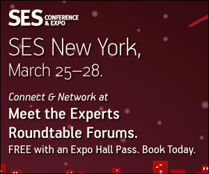 SES New York City Is Just Around the Corner!