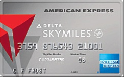 Comparison of Delta's American Express Cards