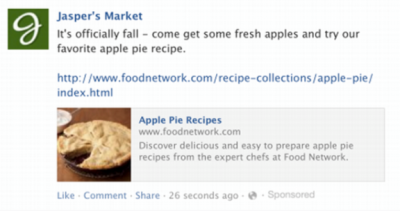 What's One More Ad? Facebook Tests Ad Exchange Ads in the Feed