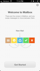 With Mailbox, I Might Make Inbox Zero