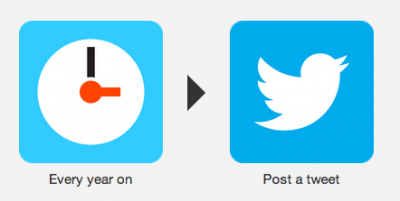 Create a Simple Twitter Campaign with IFTTT