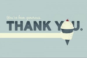Just Say Thank You!-A Guide to Accepting Compliments