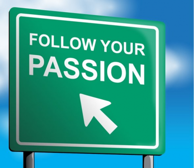 Finding and Pursuing Work You are Passionate About