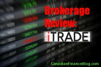 Brokerage Review: Scotia iTrade