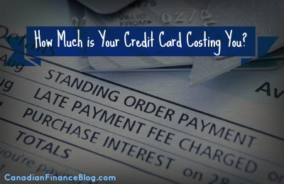 How Much is Your Credit Card Costing You?