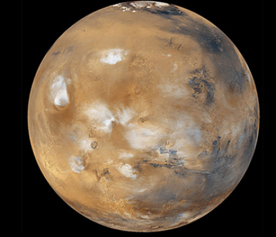 How Much Money Would It Take For You to Go To Mars?
