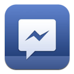 Facebook updates iOS Messenger with stickers, swipe-to-delete feature and redesigned contact info page