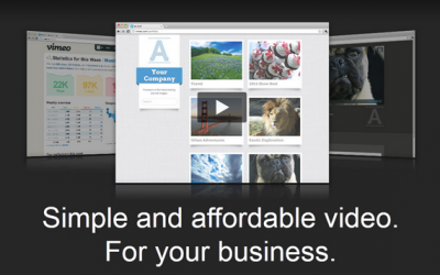 Why Your Business Videos Should be on Vimeo