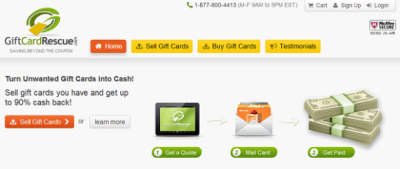 Buy and Sell Gift Cards and Save Money in the Process – Gift Card Rescue