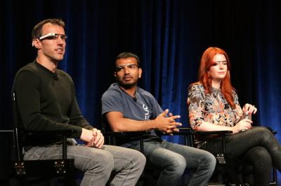 Designing Google Glass