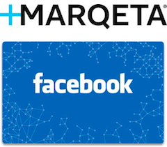 Marqeta provides technology behind the Facebook Card, announces $14M in funding