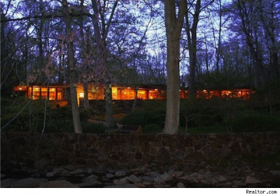 Delaware's Only Frank Lloyd Wright House Listed for $1.35 Million + MORE