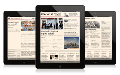 Building The New Financial Times Web App: A Case Study