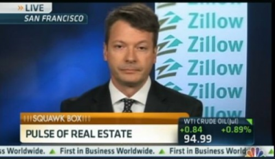 Zillow Chief Economist: 'Housing Market Is Recovering, But It's Not Up 10 Percent'