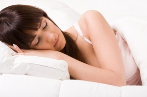 Sleeping Through Stress