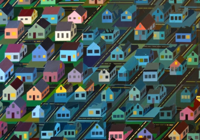 Why your Neighbor is Richer than You