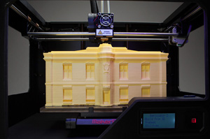Build Your Home with a 3D Printer