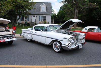 Treasure Trove of Classic Chevy Cars Going to Auction
