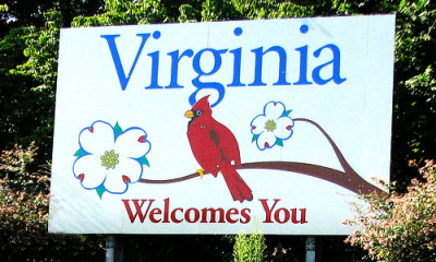 We're Officially Virginians!