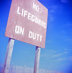 Swimming in Debt or Lifeguarding?