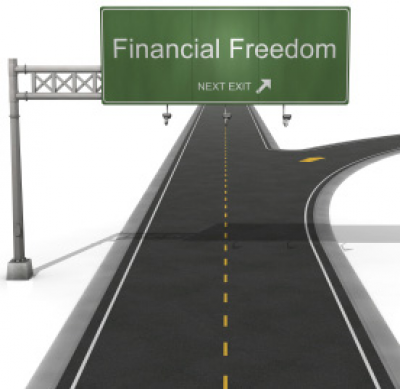 Working Toward Financial Independence Is A Long Road