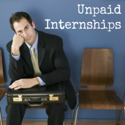 The Bad News on Unpaid Internships
