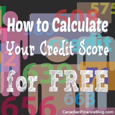 How to Calculate Your Credit Score for Free