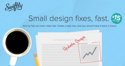 Swiftly: Small Design Changes for $15