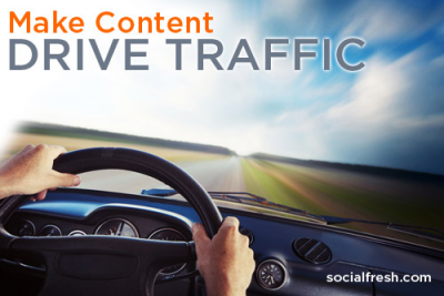 How To Use Content To Drive Traffic To Your Website