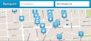 Foursquare Lets Users Search for Venues in Other Cities