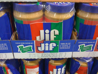 Shrink Ray's Latest Target: Peanut Butter