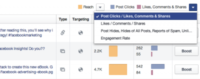 A sneak peek at Facebook's redesigned page insights + MORE