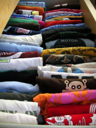 5 New Uses for Old T-Shirts