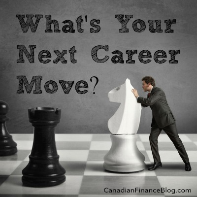 What's Your Next Career Move?