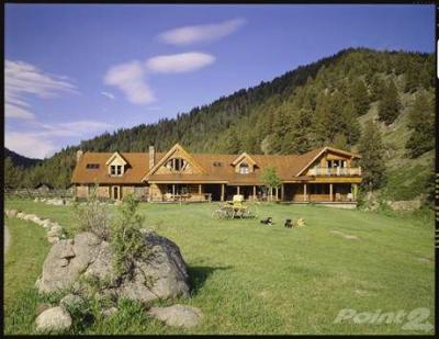 Price Cut: Carole King's Eco-Friendly Idaho Ranch
