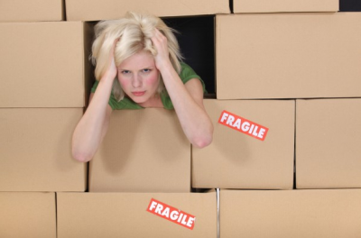 STOP! Before Packing Up Your Home Use These Stress Reducing Techniques To Employ When Moving + MORE