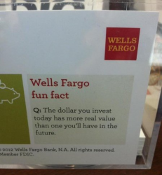 A Major Bank Makes A Freudian Slip About The Dollar