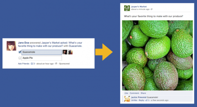 Facebook phases out Questions for pages