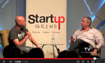 Startup Grind Turns the Tables on Mark Suster