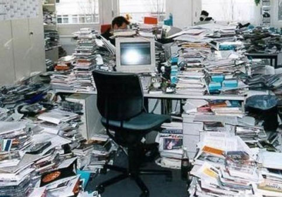 Get Serious About Organizing Your Workspace!  How to Organize your Home Office...What You Need...What You Don't Need.