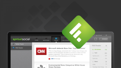 How to Use Your Feedly RSS Feeds in Sprout Social