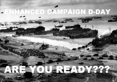 Enhanced Campaigns D-Day Is Less Than a Week Away – Are You Prepared?