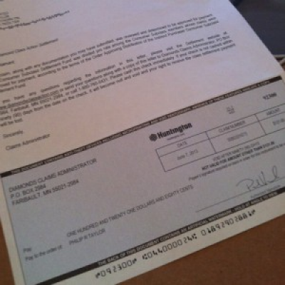 The DeBeers Settlement Checks Have Arrived! Plus, a List of Other Available Settlements