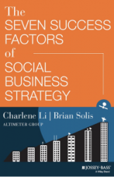 The 7 Success Factors For Social Business [RESEARCH]