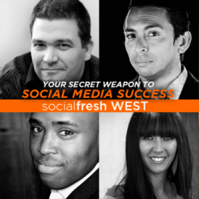 Refresh Your Social Marketing, 15 Experts, One Stage