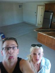 We are no longer renters.
